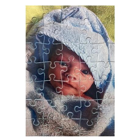 Puzzle personnalisé 35 pièces