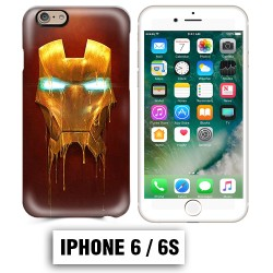 Coque iphone 6 6S Iron Man super héro