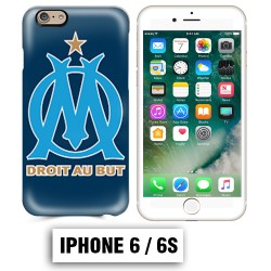 Coque iphone 6 6S OM Olympique de Marseille