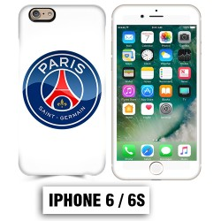 Coque iphone 6 6S Foot PSG