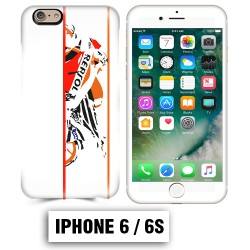 Coque iphone 6 6S moto course Repsol