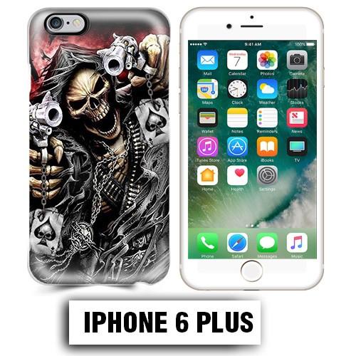 coque mort iphone 6