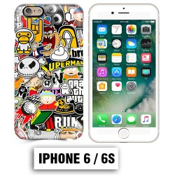 Coque iphone 6 6S South Park Superman Comics