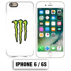 Coque iphone 6 6S Energy Monster