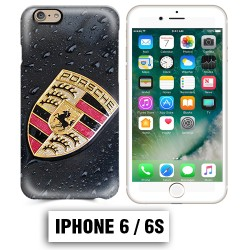 Coque iphone 6 6S Porsche Carrera 911