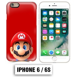 Coque iphone 6 6S Mario Bross