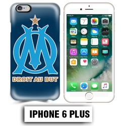 Coque iphone 6 PLUS OM Olympique de Marseille