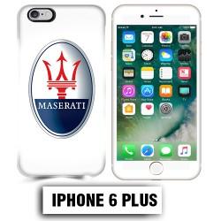 Coque iphone 6 PLUS logo Maserati