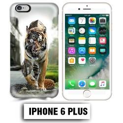 Coque iphone 6 PLUS tigre robot