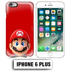 Coque iphone 6 PLUS Mario Bross