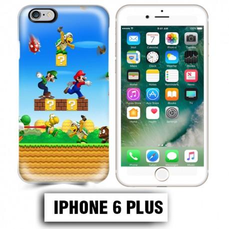 coque mario iphone 6