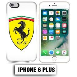 Coque iphone 6 PLUS logo Ferrari Scuderia