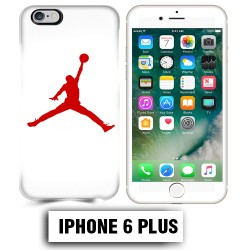 Coque iphone 6 PLUS air Jordan basket 23 rouge