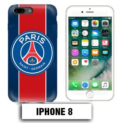 coque iphone 8 plus football psg