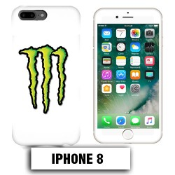 Coque iphone 8 Energy Monster