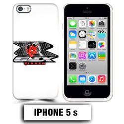 Coque iphone 5 5S Moto Suzuki GSXR