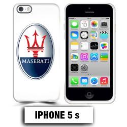 Coque iphone 5 5S logo Maserati