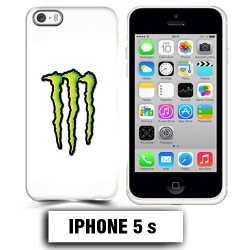Coque iphone 5 5S Energy Monster