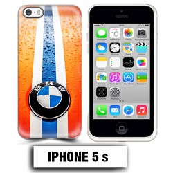 Coque iphone 5 5S BMW Power vintage