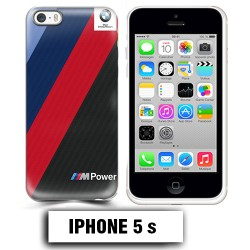Coque iphone 5 5S BMW M Power sport