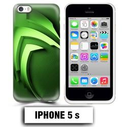 Coque iphone 5 5S Energy Monster vert