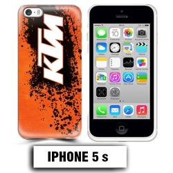 Coque iphone 5 5S moto cross KTM sport
