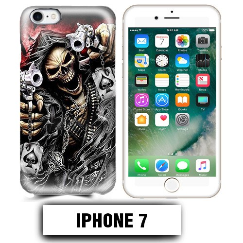 coque iphone 7 tete