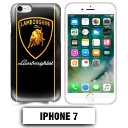 Coque iphone 7 logo Lamborghini