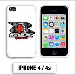 Coque iphone 4 Moto Suzuki GSXR