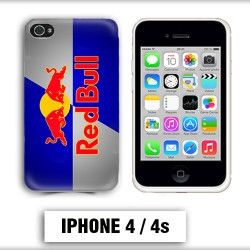 Coque iphone 4 Red Bull Energy