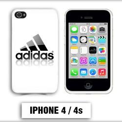 Coque iphone 4 logo Adidas