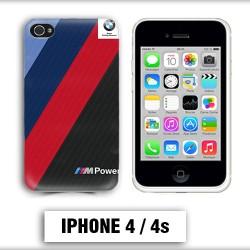 Coque iphone 4 BMW M Power sport