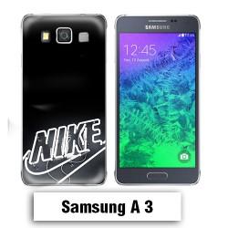 Coque Samsung A3 2017 logo