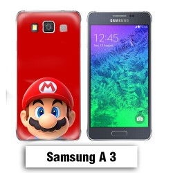 Coque Samsung A3 2017 Mario Bross