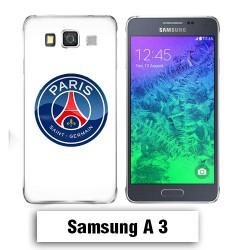 Coque Samsung A3 2017 logo PSG