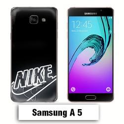 Coque Samsung A5 2017 logo Nike néon