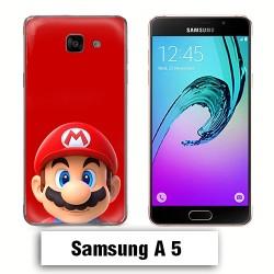 Coque Samsung A5 2017 Mario Bross
