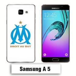 Coque Samsung A5 2017 OM droit au but