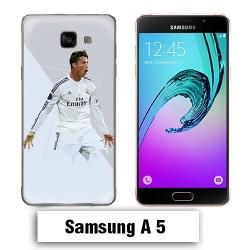 Coque Samsung A5 2017 Ronaldo Madrid