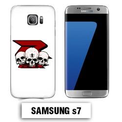 Coque Samsung S7 Suzuki GSXR