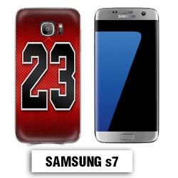 Coque Samsung S7 Air Jordan 23