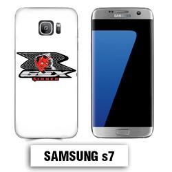 Coque Samsung S7 Suzuki GSXR dead
