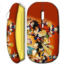 Souris sans fil Dragon Ball Z