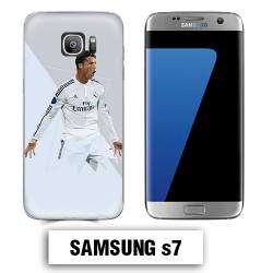 Coque Samsung S7 Ronaldo Madrid