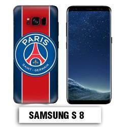 Coque Samsung S8 PSG Paris Saint Germain