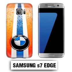 Coque Samsung S7 edge BMW vintage