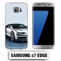 Coque Samsung S7 Edge Bugatti Chiron