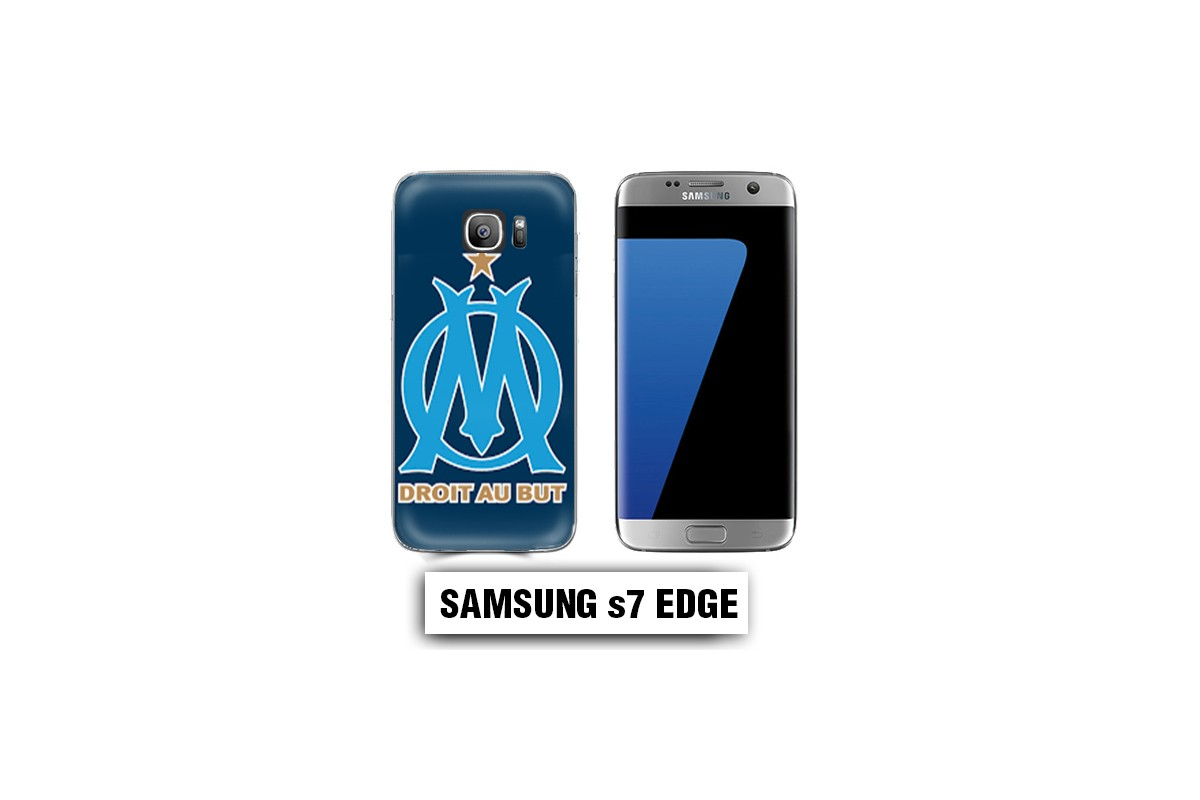 coque galaxy s7 edge marseille