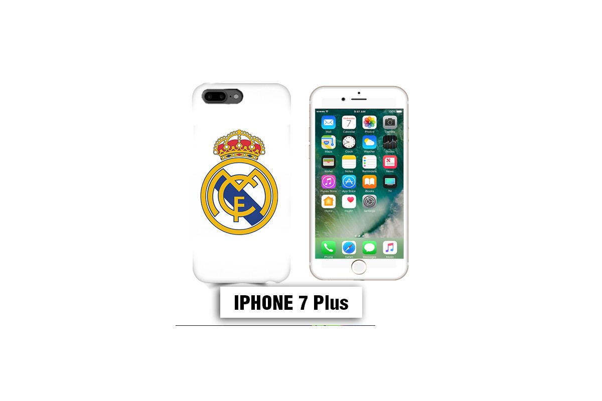 coque iphone 7 real