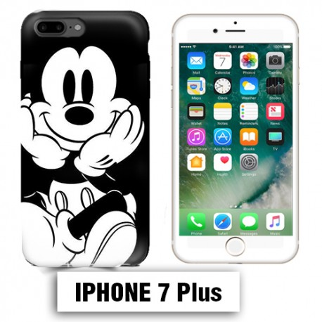 coque iphone 7 plus mickey mouse vintage